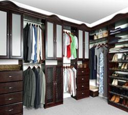 Walk In_closet_organizers_espresso Organizing ...