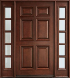 How Wood Doors Can Improve Your Home's Appearance